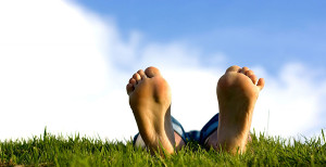 Enjoy the grass beneath your toes with The Podiatry Practice Brisbane